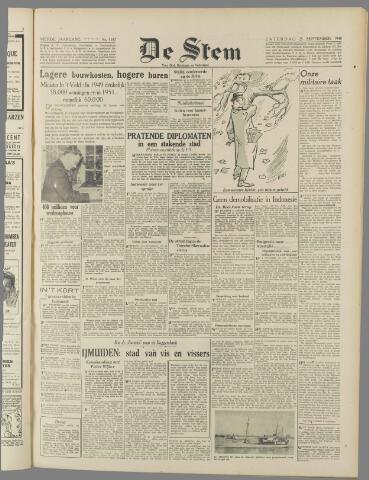 de Stem 1948-09-25