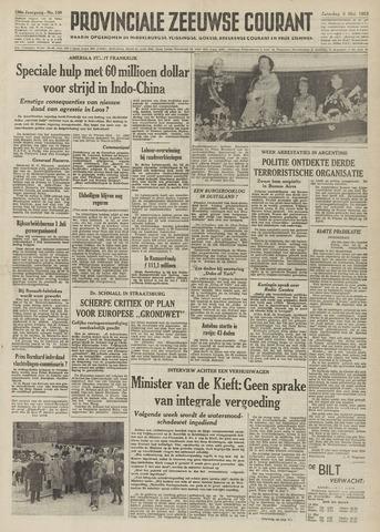 Provinciale Zeeuwse Courant 1953-05-09