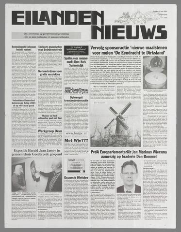 Eilanden-nieuws. Christelijk streekblad op gereformeerde grondslag 2004-05-11