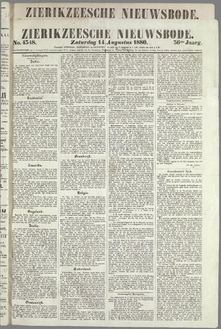 Zierikzeesche Nieuwsbode 1880-08-14