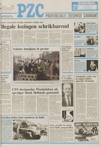 Provinciale Zeeuwse Courant 1991-10-15