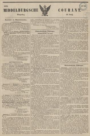 Middelburgsche Courant 1852-06-22