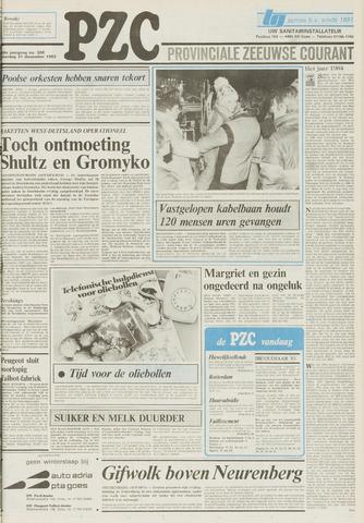 Provinciale Zeeuwse Courant 1983-12-31