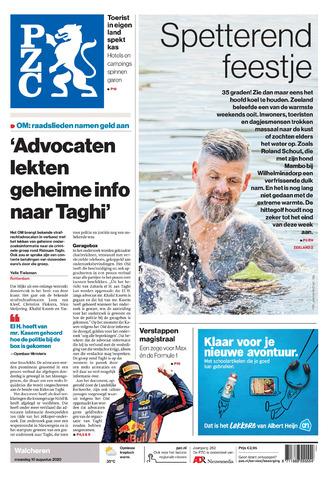 Provinciale Zeeuwse Courant 2020-08-10