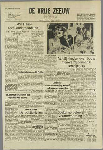 de Vrije Zeeuw 1967-01-06