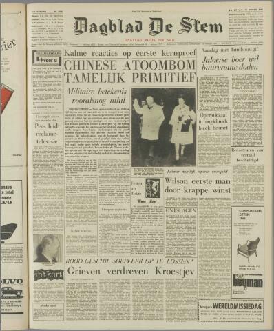 de Stem 1964-10-17