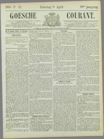 Goessche Courant 1893-04-08