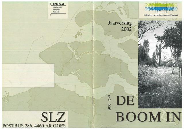 Landschapsbeheer Zeeland - de Boom in 2003-06-01