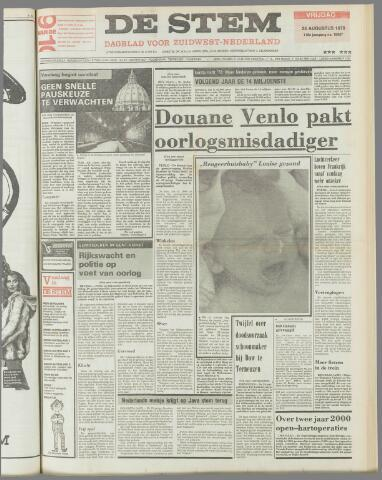 de Stem 1978-08-25