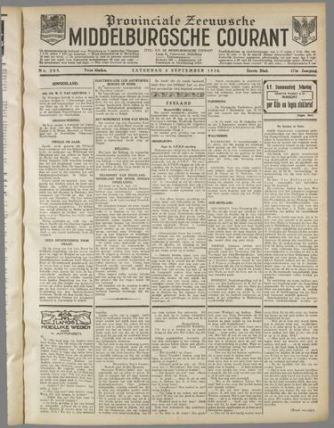 Middelburgsche Courant 1930-09-06