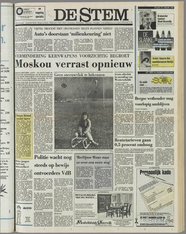 de Stem 1989-01-20