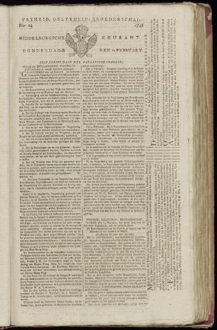 Middelburgsche Courant 1795-02-12