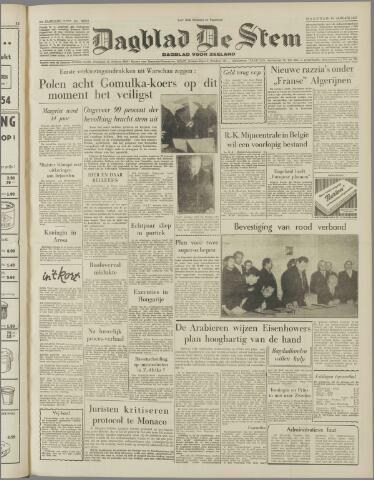de Stem 1957-01-21