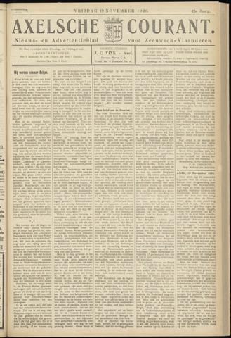Axelsche Courant 1926-11-19