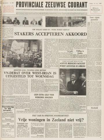 Provinciale Zeeuwse Courant 1969-11-14