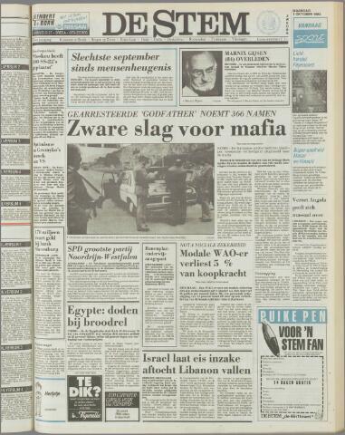 de Stem 1984-10-01