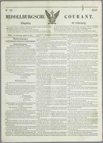 Middelburgsche Courant 1857-02-10