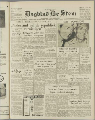 de Stem 1958-07-04