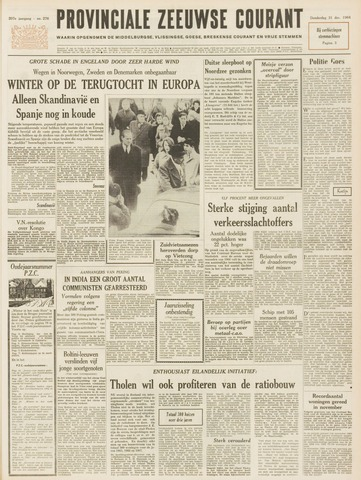 Provinciale Zeeuwse Courant 1964-12-31