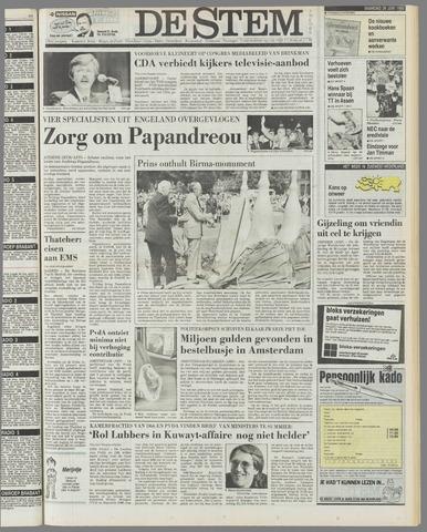 de Stem 1989-06-26