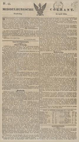 Middelburgsche Courant 1832-04-12
