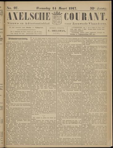Axelsche Courant 1917-03-14