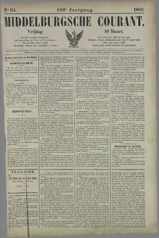 Middelburgsche Courant 1883-03-16