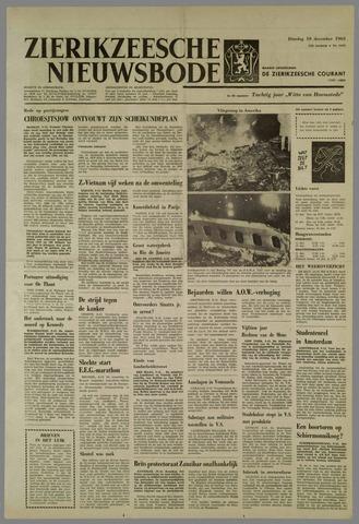 Zierikzeesche Nieuwsbode 1963-12-10