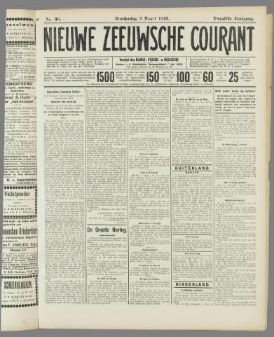Nieuwe Zeeuwsche Courant 1916-03-09