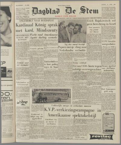 de Stem 1963-04-19