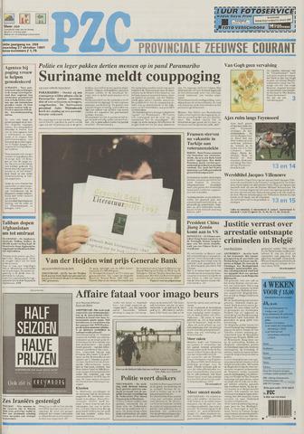 Provinciale Zeeuwse Courant 1997-10-27
