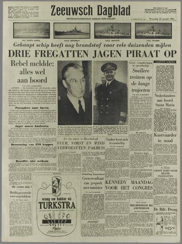 Zeeuwsch Dagblad 1961-01-25