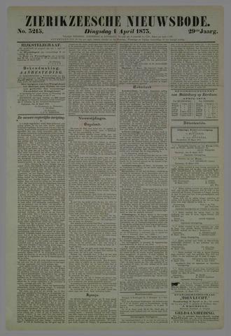 Zierikzeesche Nieuwsbode 1873-04-01