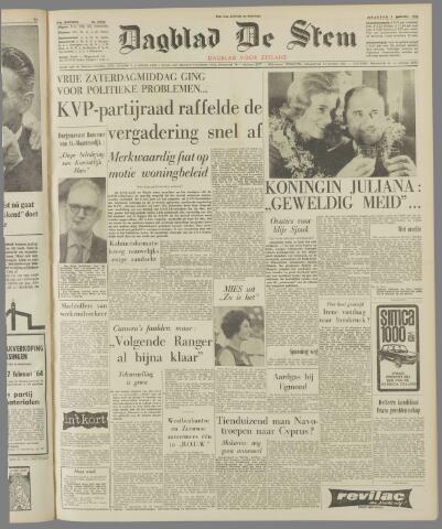 de Stem 1964-02-03