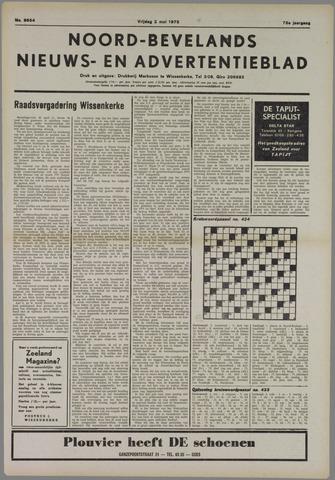 Noord-Bevelands Nieuws- en advertentieblad 1975-05-02