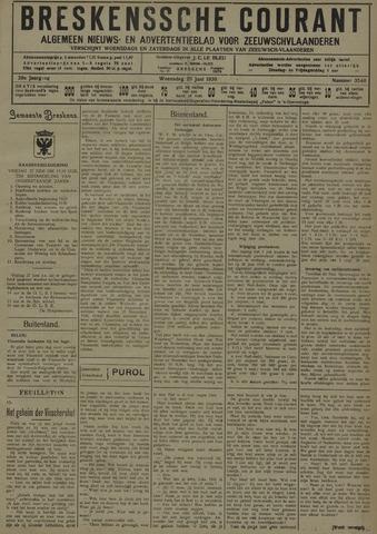 Breskensche Courant 1930-06-25