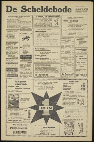 Scheldebode 1960-04-07