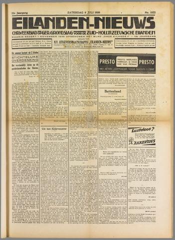 Eilanden-nieuws. Christelijk streekblad op gereformeerde grondslag 1939-07-08