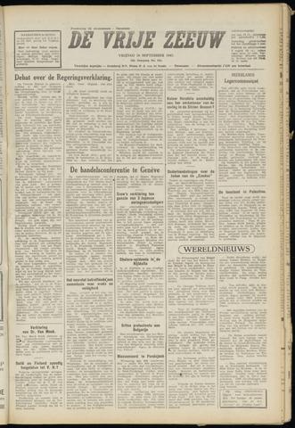 de Vrije Zeeuw 1947-09-26
