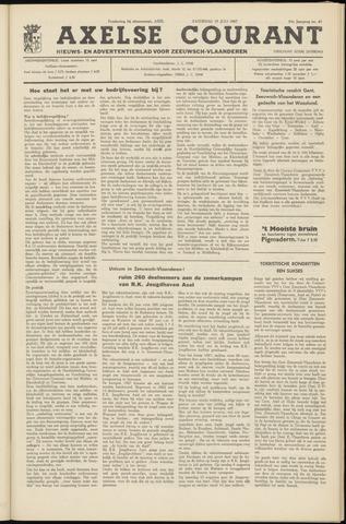 Axelsche Courant 1967-07-15