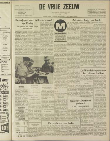 de Vrije Zeeuw 1962-12-13