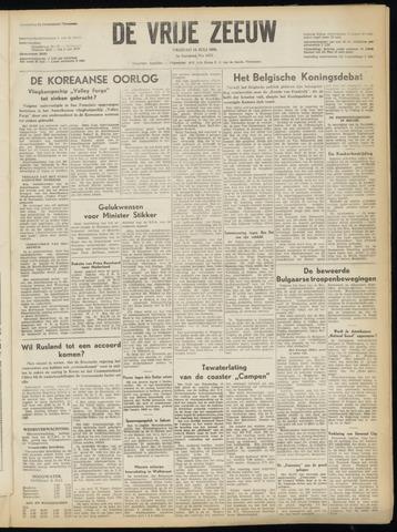 de Vrije Zeeuw 1950-07-14