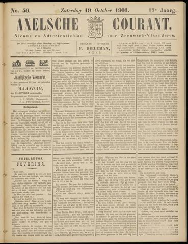 Axelsche Courant 1901-10-19