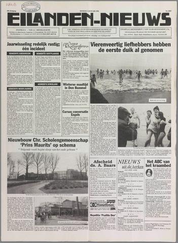 Eilanden-nieuws. Christelijk streekblad op gereformeerde grondslag 1996
