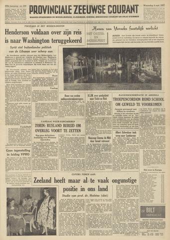 Provinciale Zeeuwse Courant 1957-09-04