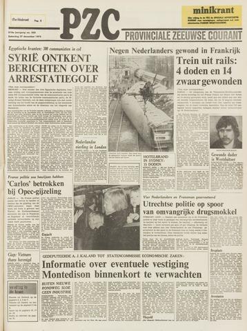 Provinciale Zeeuwse Courant 1975-12-27