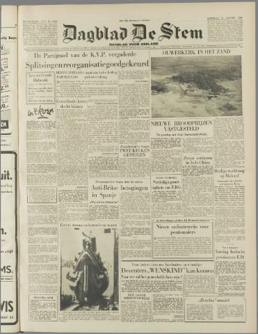 de Stem 1954-01-23