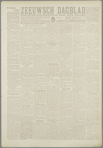Zeeuwsch Dagblad 1945-08-30