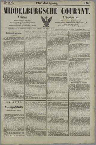 Middelburgsche Courant 1882-09-01