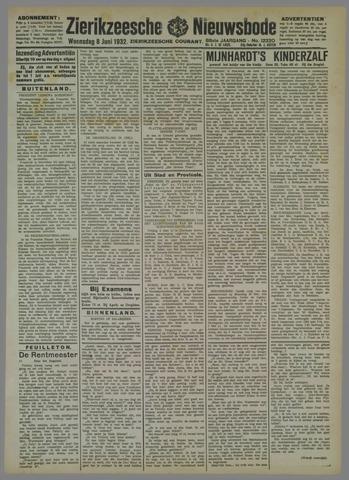 Zierikzeesche Nieuwsbode 1932-06-08